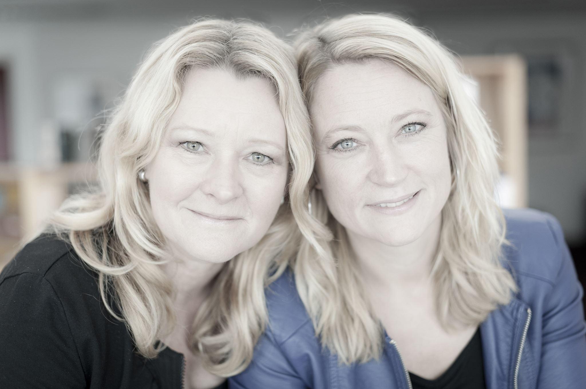 Team van den Berg: Henriet en Annemiek van den Berg