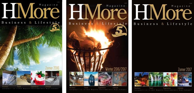 HMore magazine