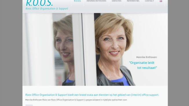 Website ROOS Support
