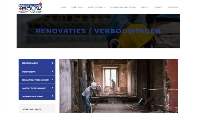 Website Meerlandbouw