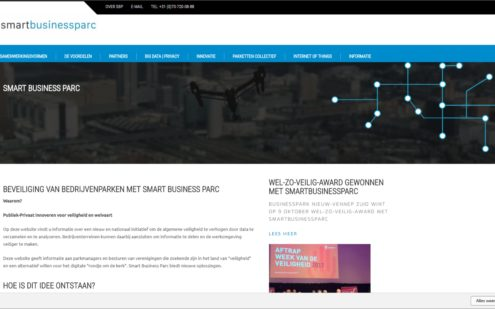 Website Smart Business Parc