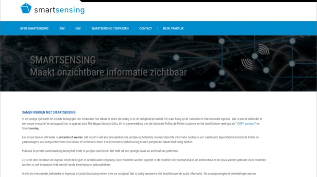 Website Smartsensing