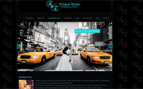 Website Trouwwens