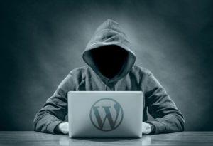 wordpress hacked onderhoud beveiligen